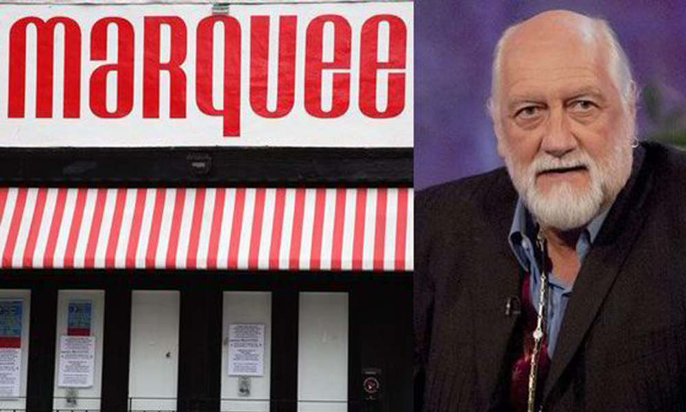 Mick Fleetwood Goes His Own Way: The Marquee Club