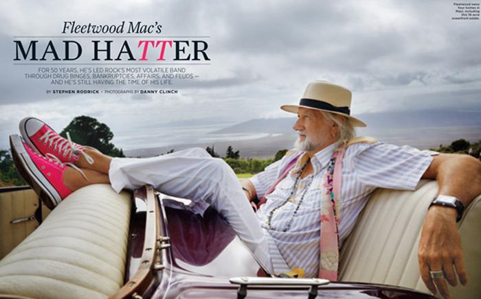 Fleetwood Mac's Mad Hatter