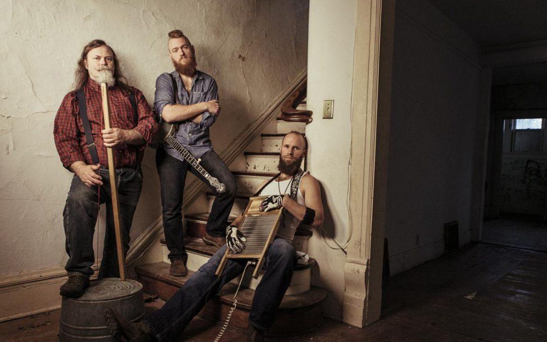 Ben Miller Band: Just Enough Solder To Stick