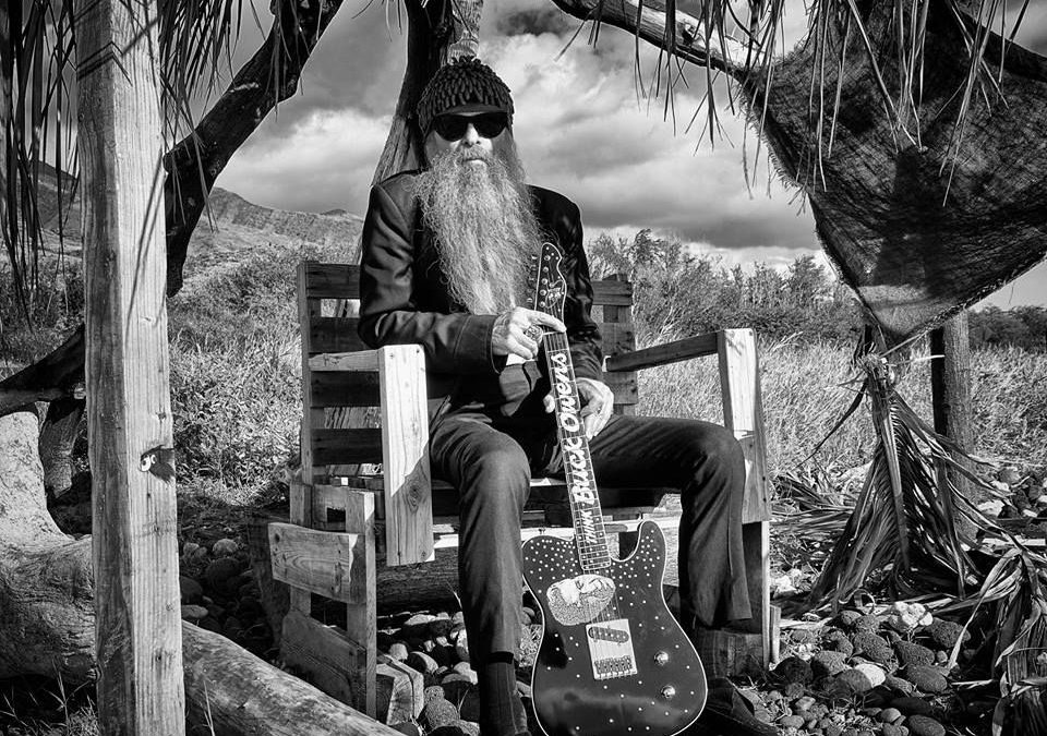 ZZ Top's Billy Gibbons Talks New Debut Solo Album