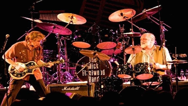 The Mick Fleetwood Blues Band Featuring Rick Vito Announces New Shows