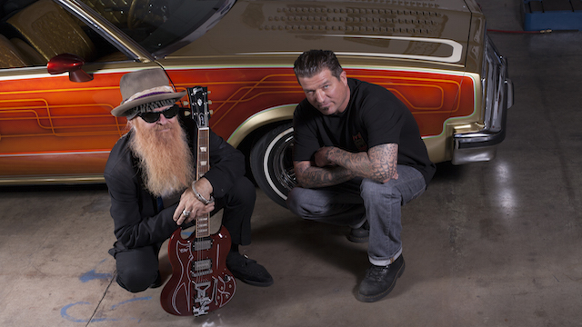 ZZ Top Frontman Billy Gibbons To Star in New Discovery Pilot 'Rockin' Roadsters'