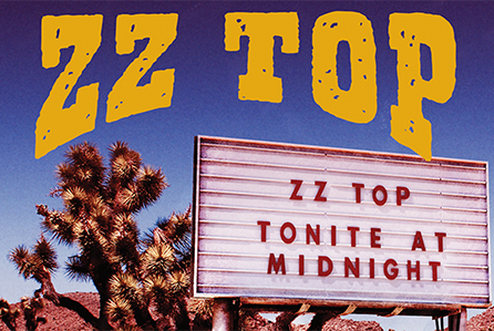 ZZ Top to Release Greatest Hits LIVE out 8/12