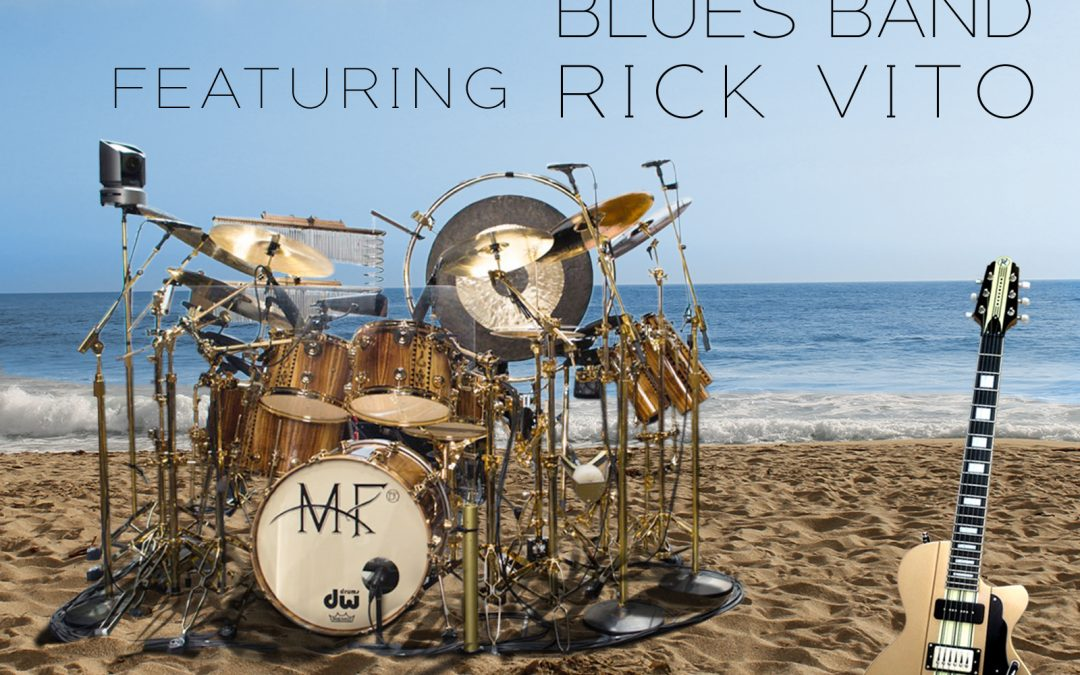 MICK FLEETWOOD BLUES BAND – LIVE AT THE BELLY UP