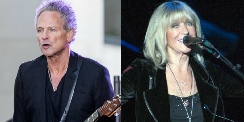 Fleetwood Mac's Lindsey Buckingham, Christine McVie Detail New Album