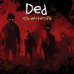 DED Misanthrope Album Cover (1)