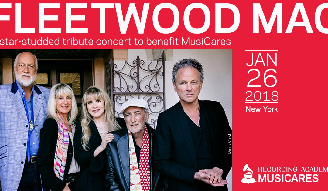 Fleetwood Mac Announced As 2018 MusiCares Person Of The Year