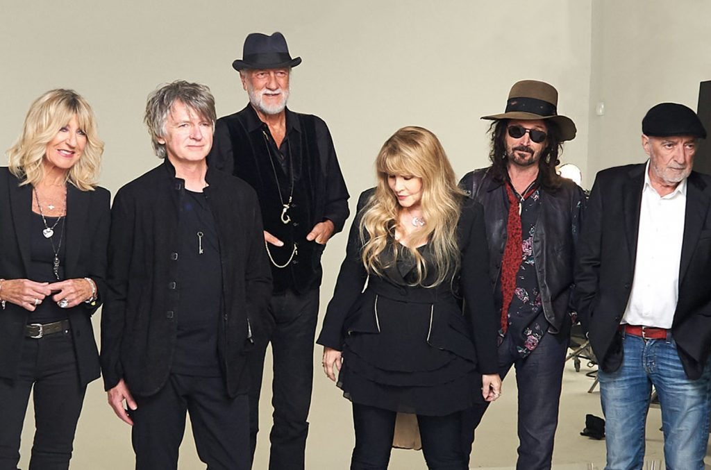 Fleetwood Mac's North American Tour On Track to Sell 1 Million Tickets