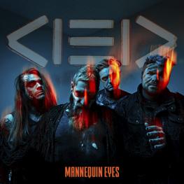 ded mannequin eyes album cover