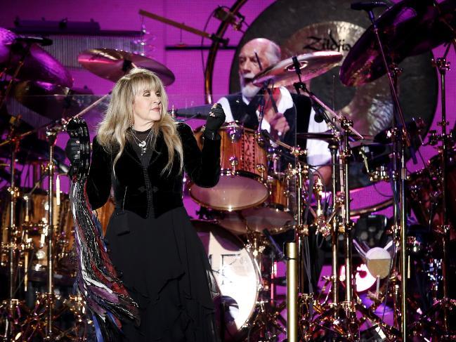 Adelaide Now: Fleetwood Mac family finally felt complete