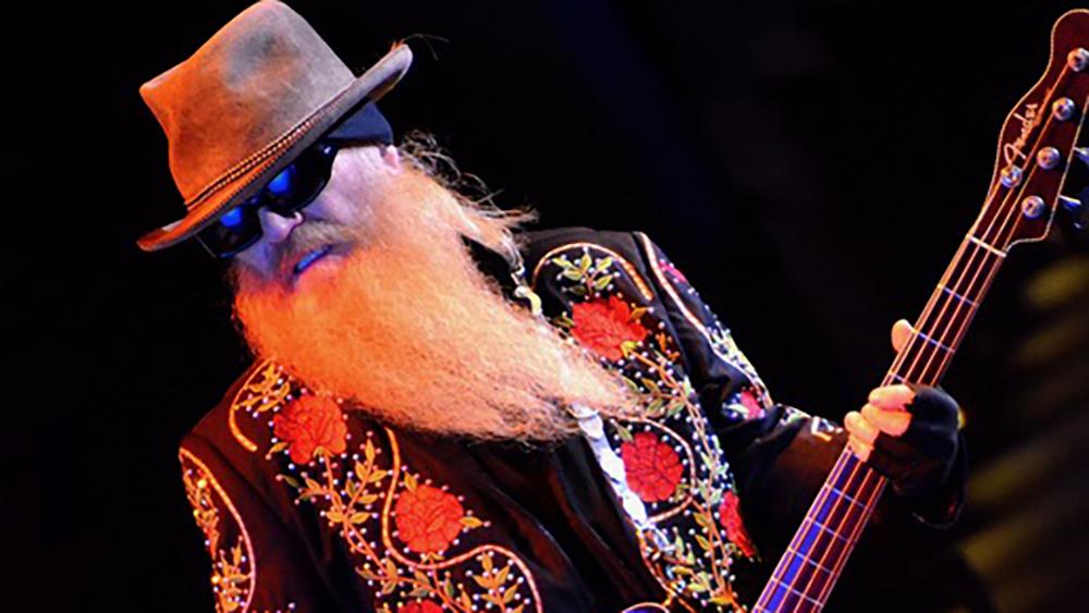 Suretone grieves the devastating loss of ZZ Top's legendary bassist Dusty Hill
